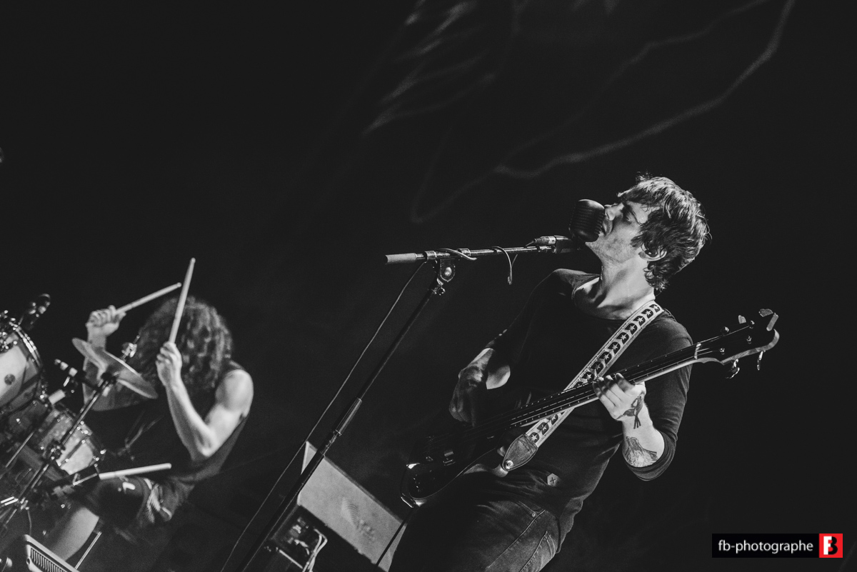 All them Witches @ Zenith (Nantes) - 18 decembre 2019