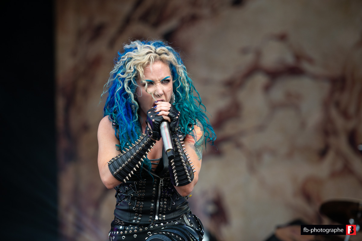 Arch Enemy @ Hellfest (Clisson) - 24 juin 2018