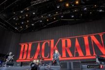 Blackrain @ Hellfest (Clisson) - 21 juin 2019