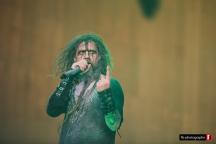 Rob Zombie @ Knotfest (Clisson) - 20 juin 2019
