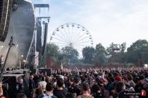 Les Wampas @ Hellfest (Clisson) - 22 juin 2019