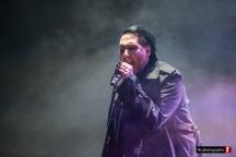 Marilyn Manson @ Hellfest (Clisson) - 24 juin 2018