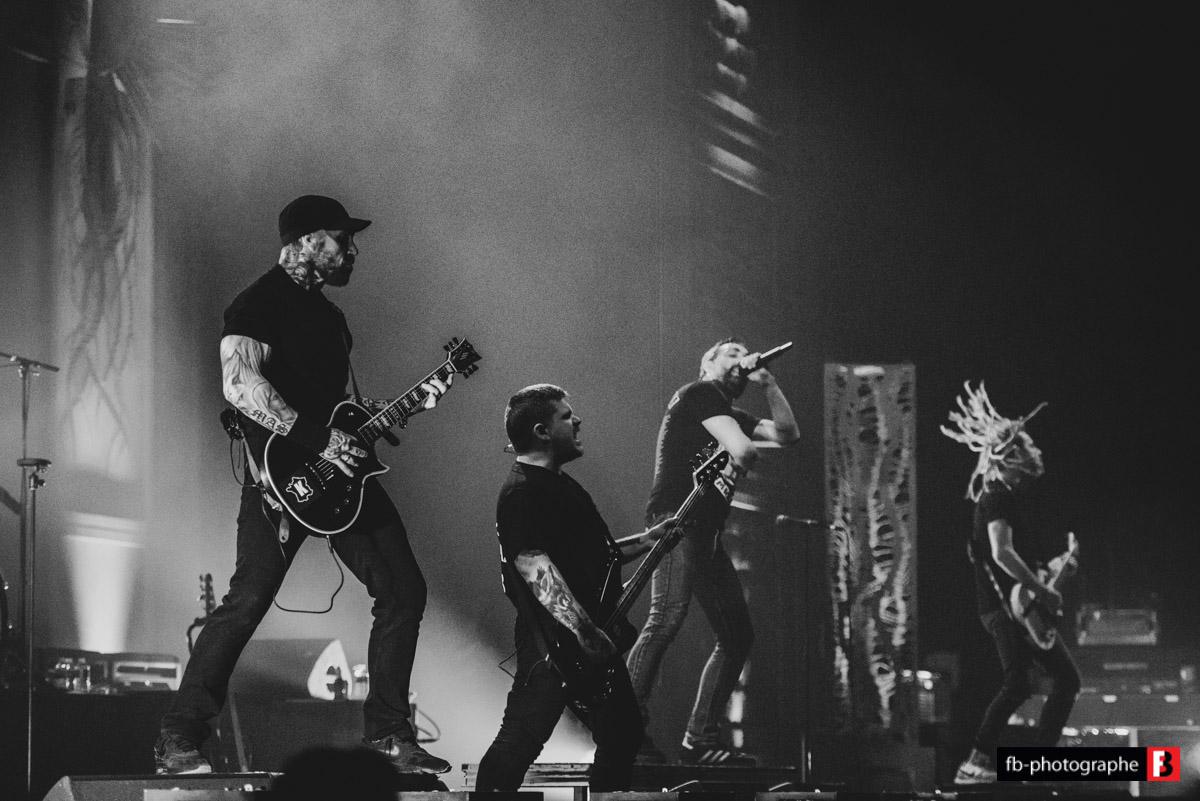 Mass Hysteria @ Warmup Hellfest (Zenith Nantes) - 30 avril 2019