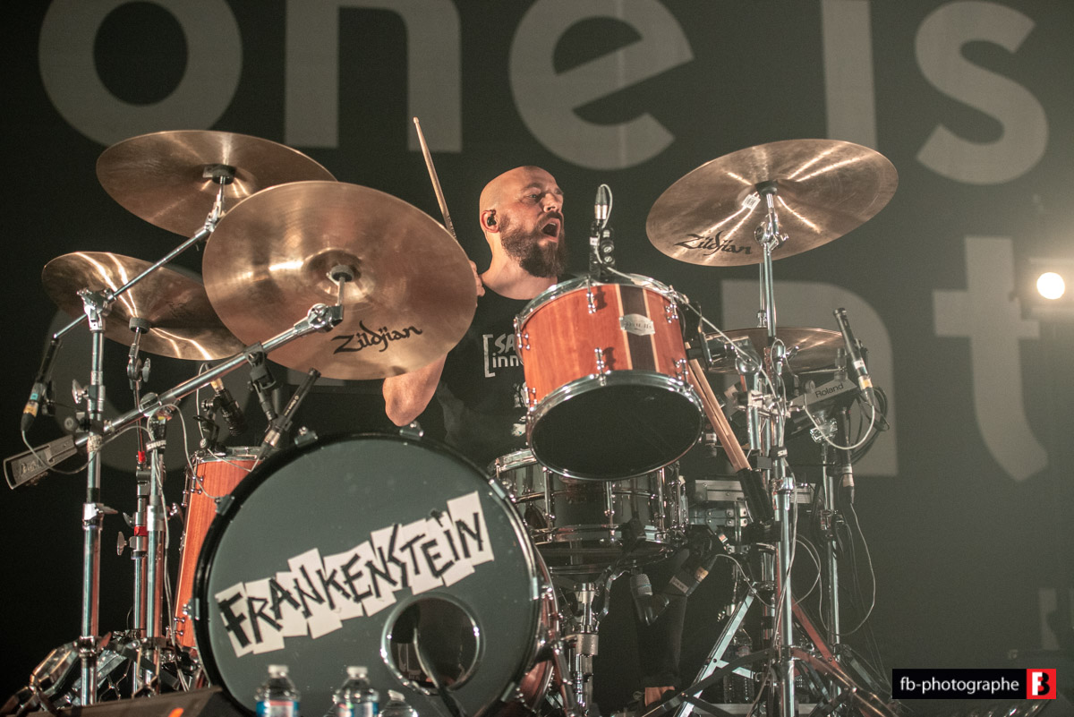 No One is Innocent @ On n'a plus 20 ans V (Fontenay le Comte) - 12 avril 2019