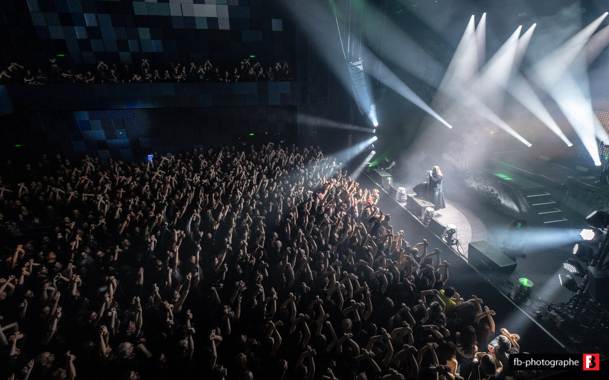 Powerwolf @ Stereolux (Nantes) - 16 janvier 2019