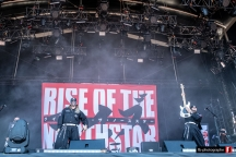 Rise of the Northstar @ Hellfest (Clisson) - 23 juin 2018