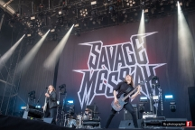 Savage Messiah @ Hellfest (Clisson) - 23 juin 2018