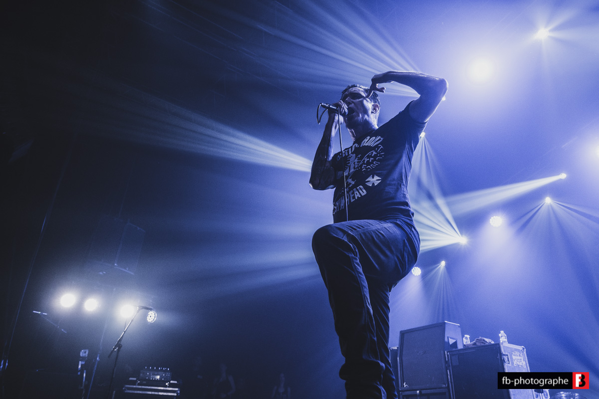 Sick of it All @ On n'a plus 20 ans V (Fontenay le Comte) - 13 avril 2019