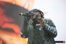 Skindred @ Hellfest (Clisson) - 22 juin 2019