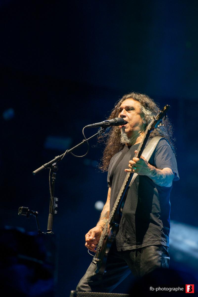 Slayer @ Hellfest (Clisson) - 23 juin 2019