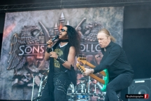 Sons of Apollo @ Hellfest (Clisson) - 22 juin 2018