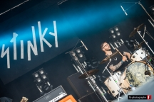 Stinky @ Hellfest (Clisson) - 21 juin 2019