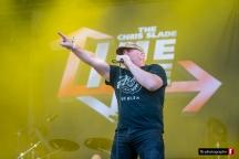 The Chris Slade Timeline @ Hellfest (Clisson) - 22 juin 2018