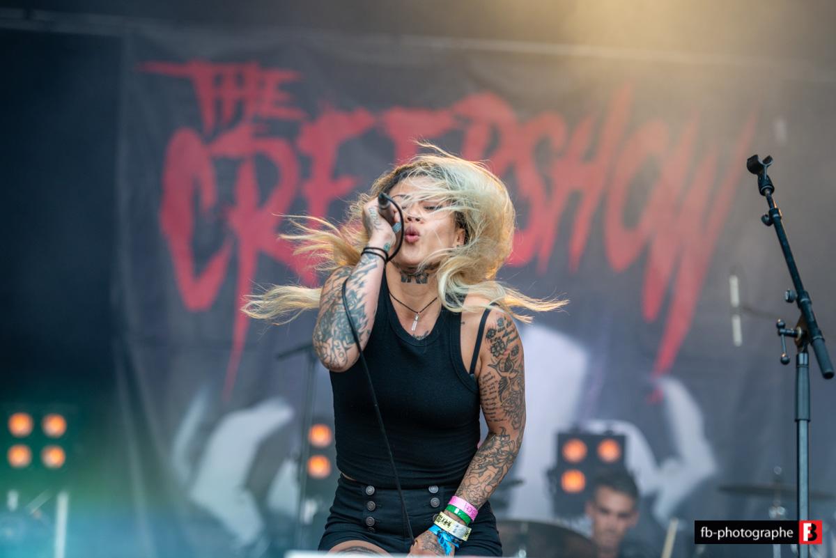 The Creepshow @ Hellfest (Clisson) - 22 juin 2019