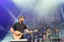 The Rum Jacks @ Hellfest (Clisson) - 21 juin 2019