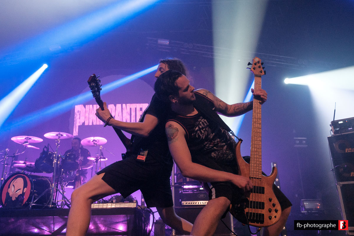 Ultra Vomit @ On n'a plus 20 ans V (Fontenay le Comte) - 12 avril 2019