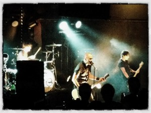 DANKO JONES @ Trabendo - Paris 26/10/2012