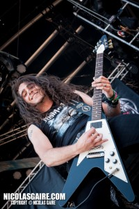 Nightmare @ Hellfest , Clisson  20062014_14314464797_l