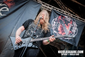 Nightmare @ Hellfest , Clisson  20062014_14497577671_l