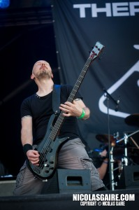 Therapy @ Hellfest , Clisson  20062014_14502256974_l