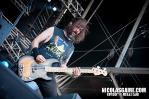 Toxic Holocaust @ Hellfest , Clisson  20062014_14317400997_l