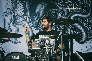 Hellfest 2016 Trexsound Bury Tomorrow Romain Lhuissier-15