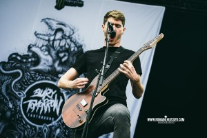 Hellfest 2016 Trexsound Bury Tomorrow Romain Lhuissier-24