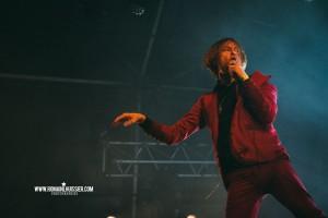 Hellfest 2016 Refused Romain Lhuissier-16