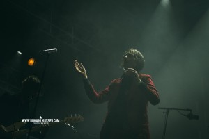 Hellfest 2016 Refused Romain Lhuissier-28