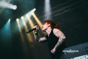 Hellfest 2016 Walls of Jericho Romain Lhuissier-48