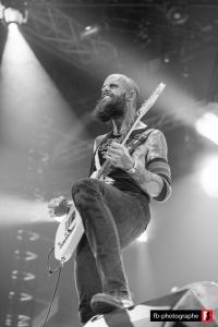 Baroness 07 @ Hellfest (Clisson) - 16 juin 2017