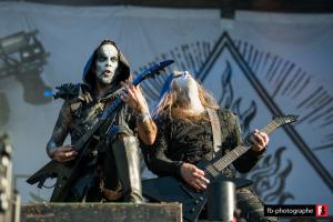 Behemoth 01 @ Hellfest (Clisson) - 16 juin 2017