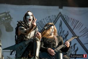 Behemoth 07 @ Hellfest (Clisson) - 16 juin 2017