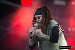 Ministry 02 @ Hellfest (Clisson) - 16 juin 2017