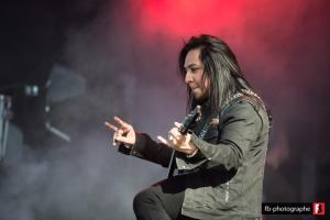 Ministry 03 @ Hellfest (Clisson) - 16 juin 2017