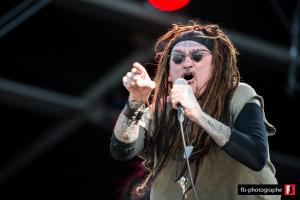 Ministry 07 @ Hellfest (Clisson) - 16 juin 2017