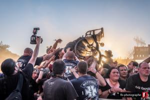 Les Ramoneurs de Menhirs 12 @ Hellfest (Clisson) - 16 juin 2017