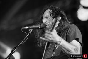 Red Fang 01 @ Hellfest (Clisson) - 16 juin 2017