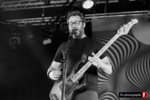 Red Fang 02 @ Hellfest (Clisson) - 16 juin 2017