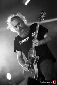 Red Fang 03 @ Hellfest (Clisson) - 16 juin 2017