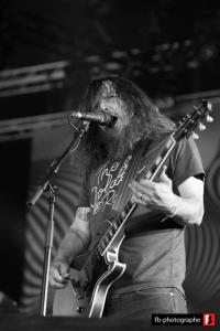 Red Fang 06 @ Hellfest (Clisson) - 16 juin 2017