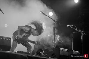 Pain of Salvation 07 @ Hellfest (Clisson) - 17 juin 2017