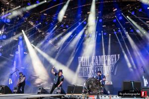Phil Campbell and the Bastards Sons 05 @ Hellfest (Clisson) - 17 juin 2017