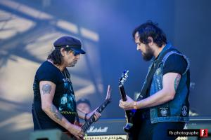 Phil Campbell and the Bastards Sons 06 @ Hellfest (Clisson) - 17 juin 2017