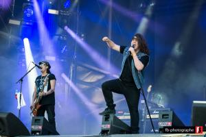 Phil Campbell and the Bastards Sons 07 @ Hellfest (Clisson) - 17 juin 2017
