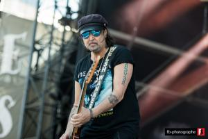 Phil Campbell and the Bastards Sons 08 @ Hellfest (Clisson) - 17 juin 2017