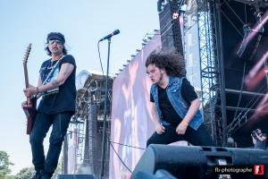 Phil Campbell and the Bastards Sons 09 @ Hellfest (Clisson) - 17 juin 2017