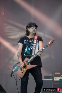 Phil Campbell and the Bastards Sons 10 @ Hellfest (Clisson) - 17 juin 2017