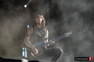Of Mice and Men 02 @ Hellfest (Clisson) - 18 juin 2017