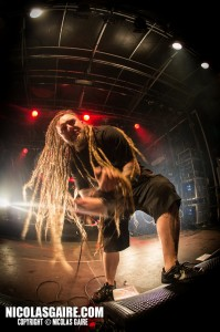 DECAPITATED @ LEZARD'OS METAL FEST